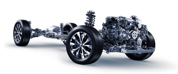 Subaru отмечает 50-летний юбилей горизонтально-оппозитного двигателя Subaru Boxer