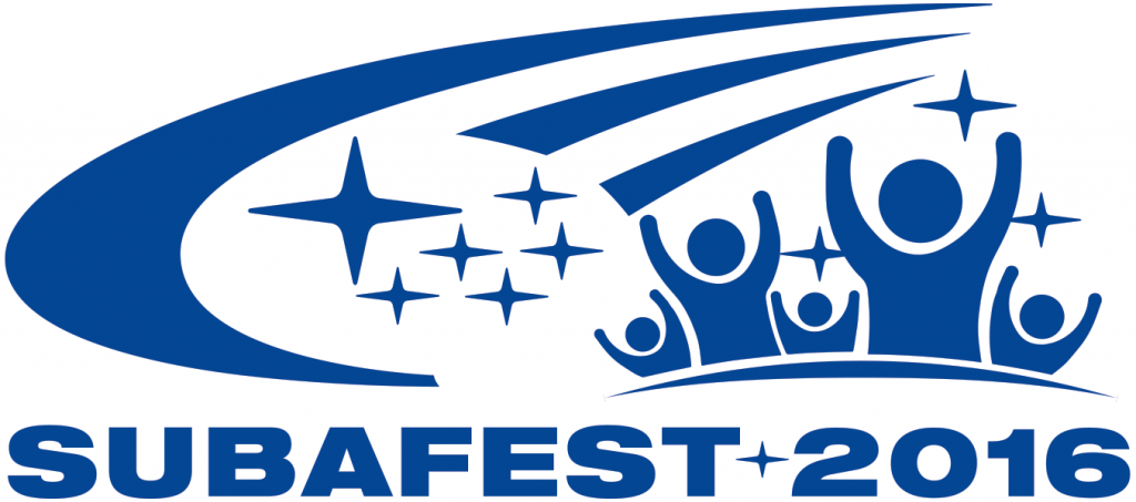 20 августа Subaru приглашает на семейный городской фестиваль  - SubaFest 2016!